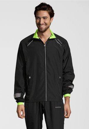 EARLINGTON  - Training jacket - black
