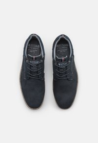 Mustang - Casual lace-ups - navy - 3