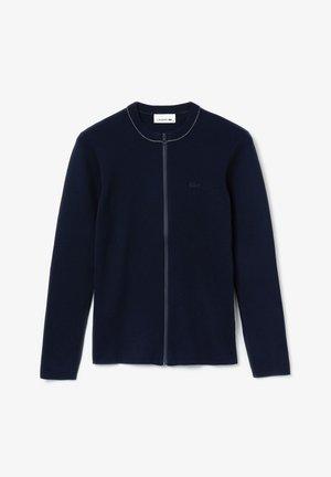 Cardigan - bleu marine
