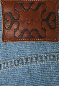 sandro - JORDY - Relaxed fit jeans - bleu denim - 2