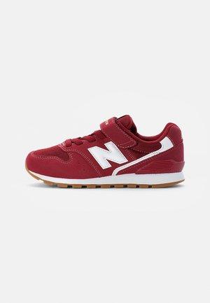 996 - Sneakersy niskie - burgundy