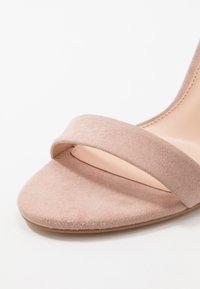 Even&Odd - High Heel Sandalette - nude - 2