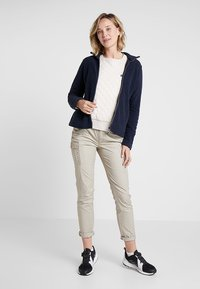 CMP - WOMAN JACKET - Fleecejakker - blue ghiaccio - 1