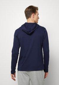 Polo Ralph Lauren - HOODIE - Camiseta de pijama - cruise navy - 2