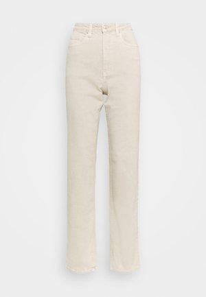 TATJANA - Jeans a sigaretta - beige