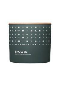 Skandinavisk - SCENTED CANDLE WITH LID - Candela profumata - skog - 0