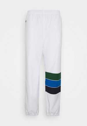XH2448 - Pantalon de survêtement - white/navy blue/utramarine/green