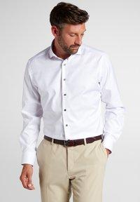 Eterna - MODERN FIT - Formal shirt - weiß - 0