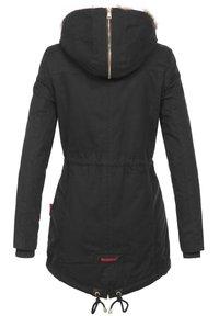 Navahoo - Winter coat - schwarz - 2