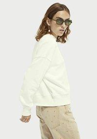 Scotch & Soda - Sweatshirt - off white - 4