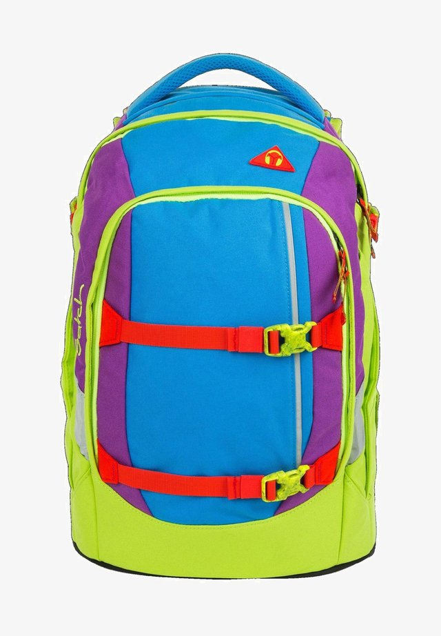 School bag - flash jumper
