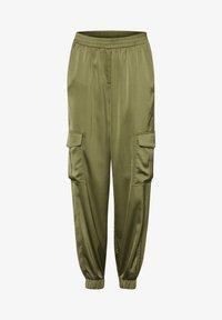 b.young - BXJUNOL PANTS W. POCKETS WOVEN - Pantalon classique -  green - 6