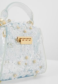 ZAC Zac Posen - EARTHA MINI TOP HANDLE  - Handtas - clear - 7