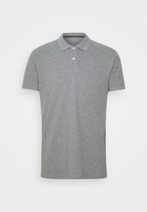 Polo shirt - medium grey