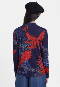 Desigual - MARYLAND - Bluzka - blue - 2