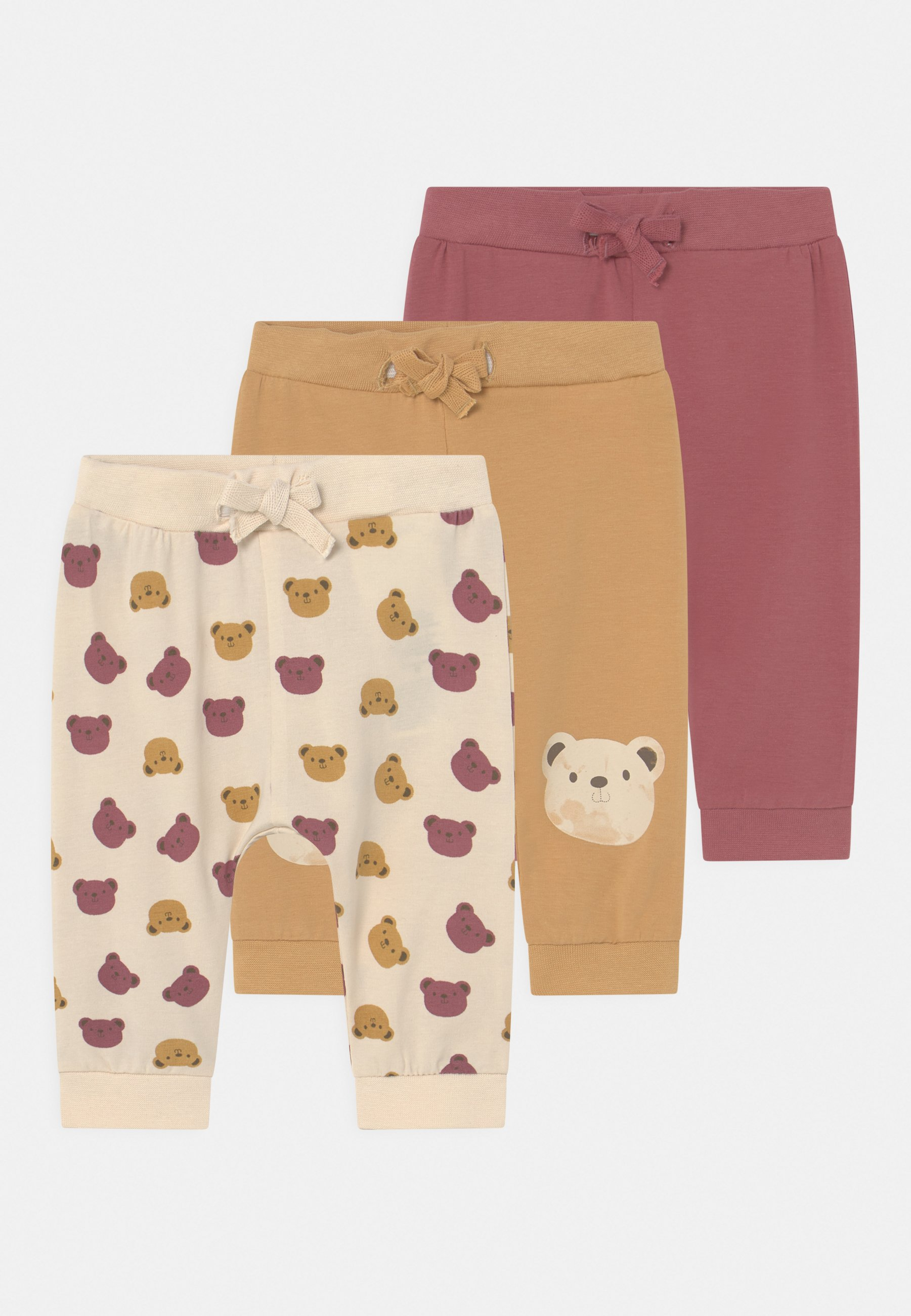 Kids NBFLISSY 3 PACK - Trousers