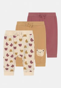 Name it - NBFLISSY 3 PACK - Trousers - whitecap gray - 0