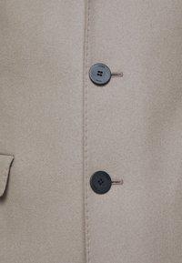 HUGO - MIGOR - Płaszcz wełniany /Płaszcz klasyczny - light/pastel brown - 5