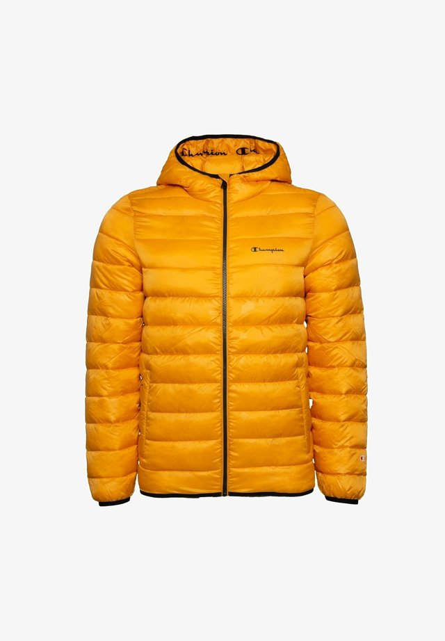 LEGACY HOODED JACKET - Veste d'hiver - yellow