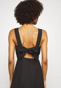 InWear - FORY DRESS - Maxi dress - black - 4