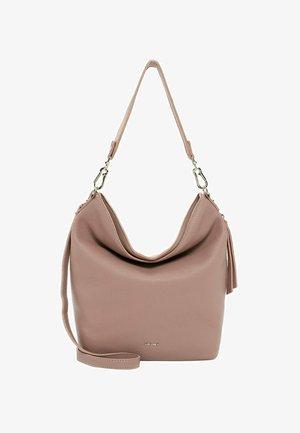 BEUTEL KETTY - Handbag - oldrose