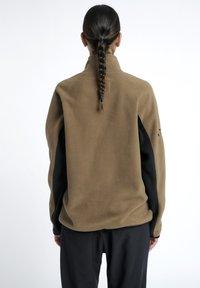HALO - Fleecejakker - vintage brown - 3