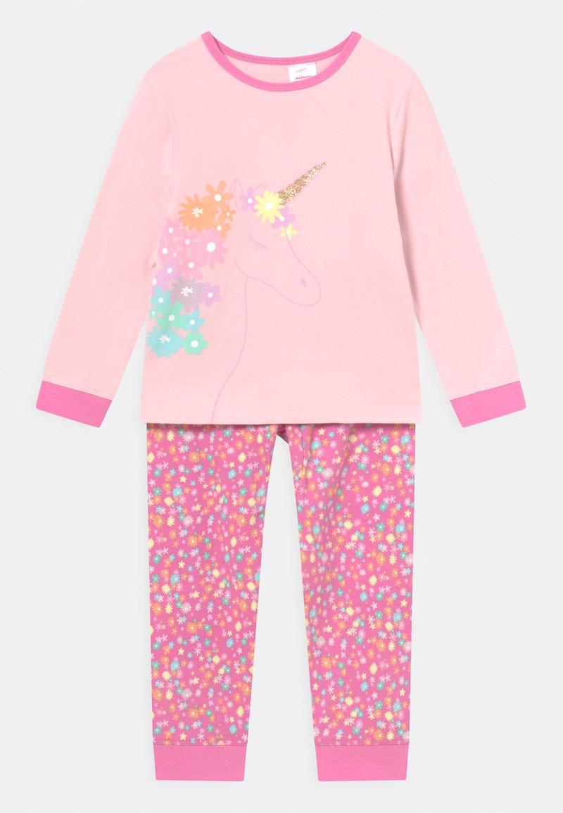 Cotton On - FLORENCE LONG SLEEVE - Pyjama set - crystal pink