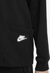 Nike Sportswear - CREW EARTH DAY - Sweatshirt - black/white - 4