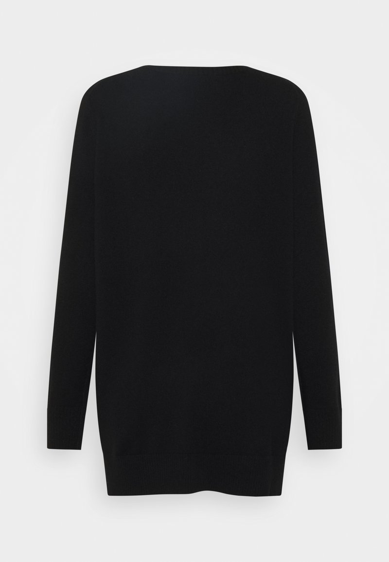 FTC Cashmere Strickpullover - moonless night/schwarz 3HIN8n
