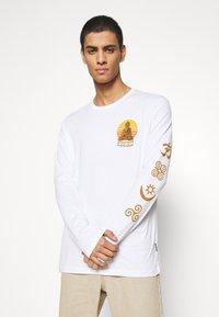 YOURTURN - UNISEX - Long sleeved top - white - 4