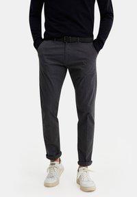 WE Fashion - Chinot - dark grey - 0