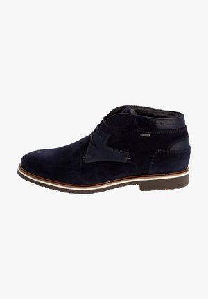SCHUHE VERONA - Casual lace-ups - blau