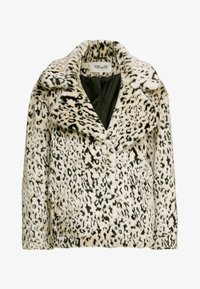 Diane von Furstenberg - JORDAN - Light jacket - black/ivory - 4