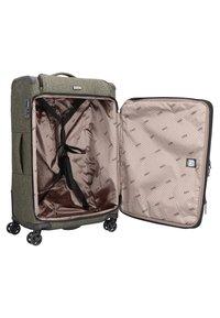 Stratic - MAXCAP  - Wheeled suitcase - khaki - 4