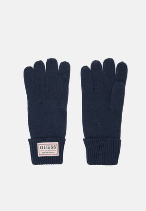 GLOVES - Fingerhandschuh - navy