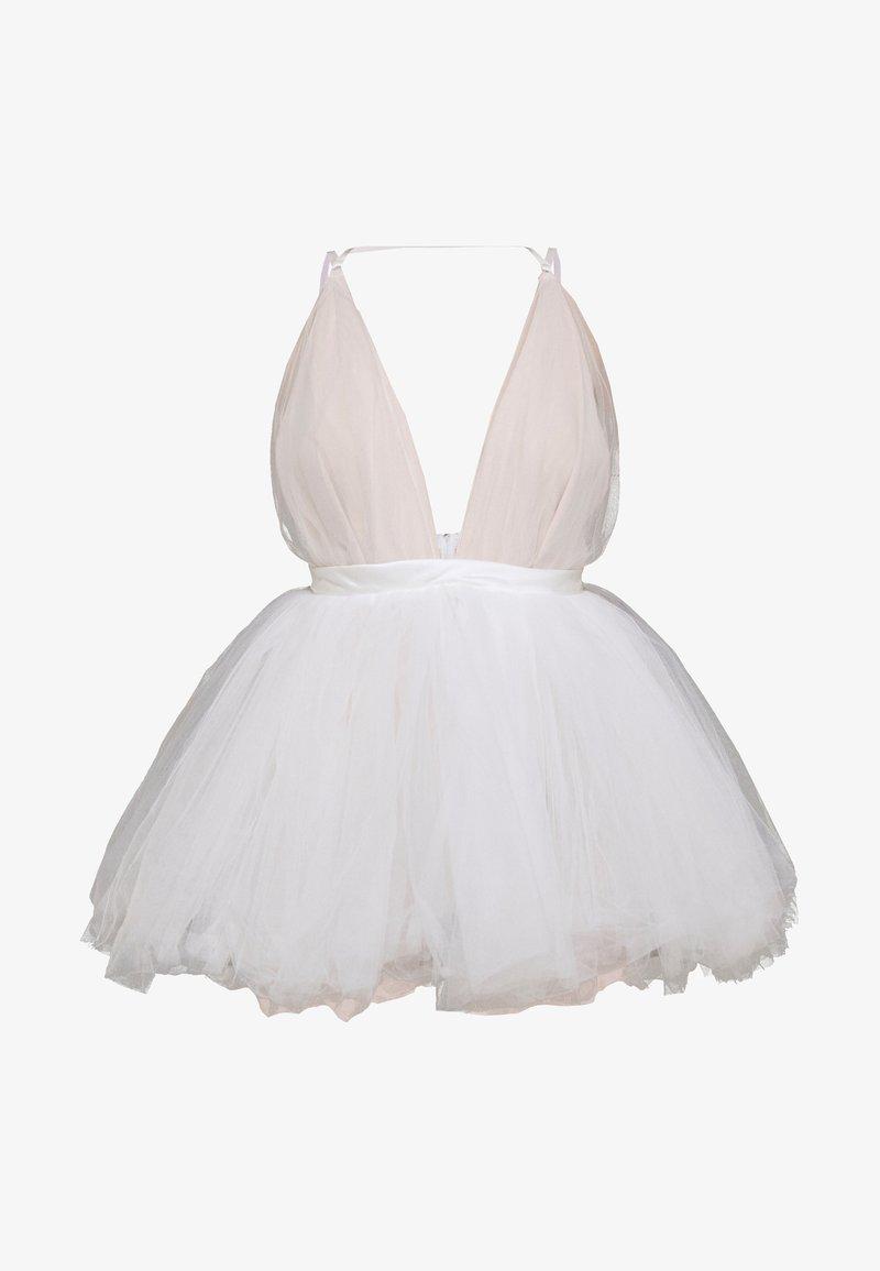 LEXI - NIA DRESS - Iltapuku - white