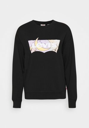 GRAPHIC STANDARD CREW - Sweatshirt - caviar