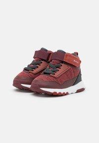 Viking - ARENDAL MID GTX UNISEX - Hiking shoes - wine/burgundy - 1