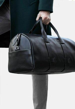 TROY GLATTLEDER - Weekend bag - schwarz