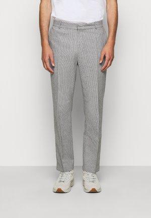 BLADE - Oblekové kalhoty - dark navy