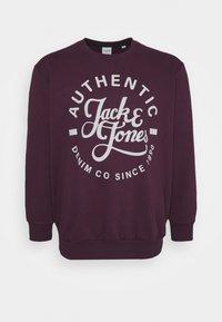 Jack & Jones - JJ HERO - Sweatshirt - port royale - 0