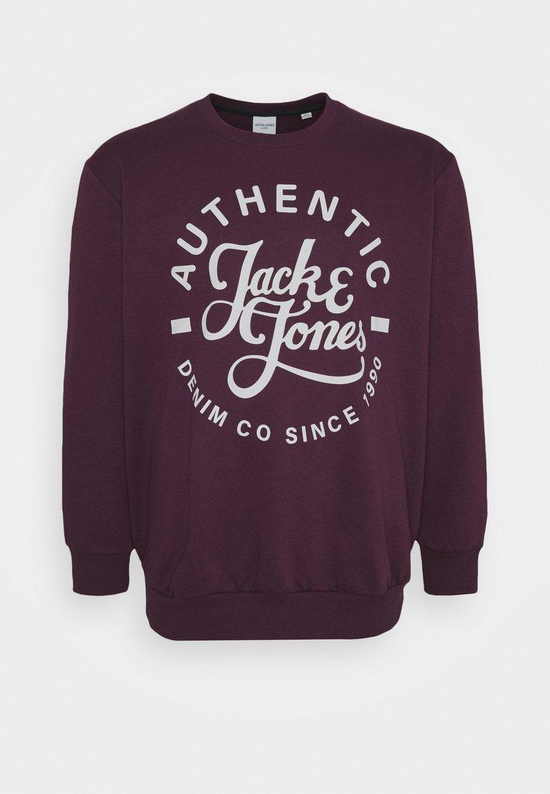 Jack & Jones - JJ HERO - Sweatshirt - port royale