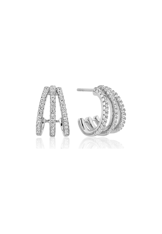 Sif Jakobs Jewellery Ohrringe - Silber