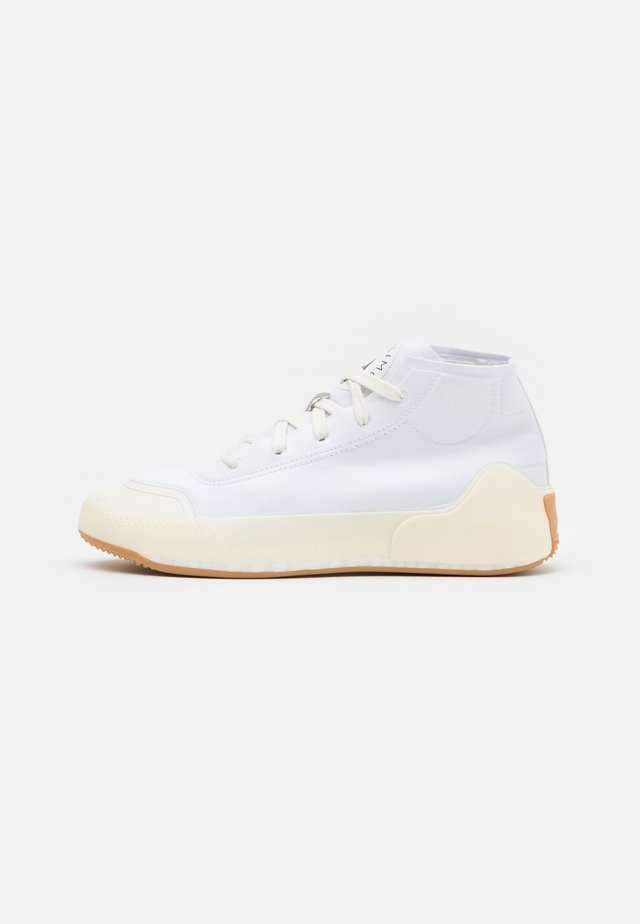 ASMC TREINO MID - Sports shoes - footwear white/offwhite/peal rose
