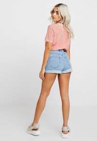 Dr.Denim Petite - JENN - Denim shorts - light retro - 2