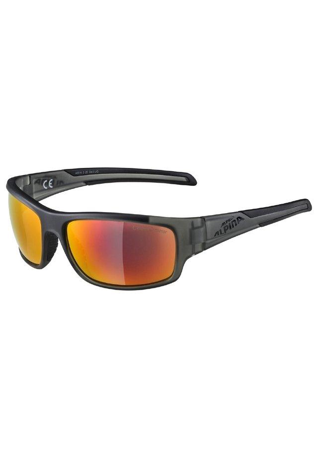 TESTIDO - Sports glasses - anthracite matt