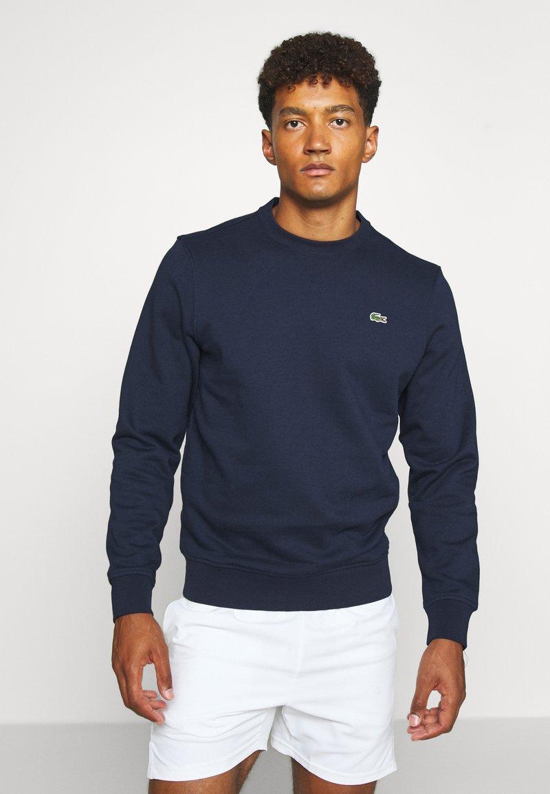 Lacoste Sport - CLASSIC - Sweatshirt - navy blue