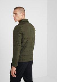 J.LINDEBERG - DOLPH GRAVITY  - Light jacket - forest green - 2