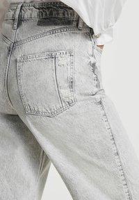 River Island - Straight leg jeans - grey - 3