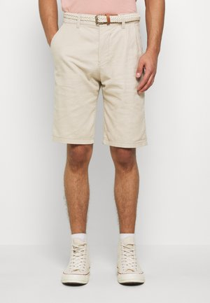 BASIC - Shorts - light beige